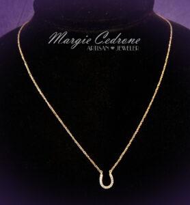 MargieCedrone-GoldHorseShoe